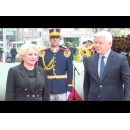 Prime Minister Viorica Dăncilă welcomes Mr. Duško Marković, Prime Minister of Montenegro